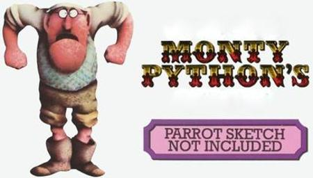Parrot Sketch Not Included - 20 Years of Monty Python